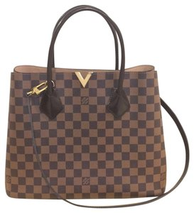 Louis Vuitton Kensington Alma Neverfull Kensington Damier Speedy Satchel