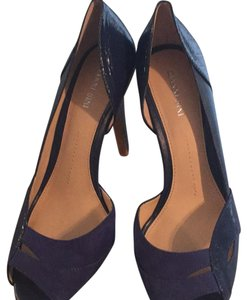 Gianni Bini blue Platforms