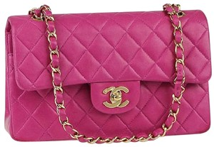 Chanel Classic Flap Small 2.55 Double Shoulder Bag