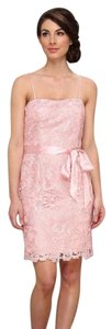 Adrianna Papell Lace Classic Dress