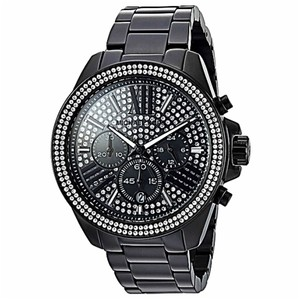 Michael Kors Michael Kors Crystal Black Watch