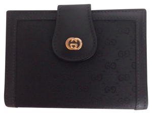 Gucci Classic Vintage Credit Card Wallet
