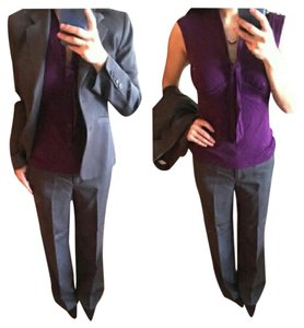J.Crew J. Crew 100%wool Japan Fitted Pant Suit 0P