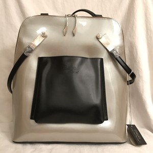 Beijo New/nwt Weekend/travel Vegan Leather Faux Leather Backpack