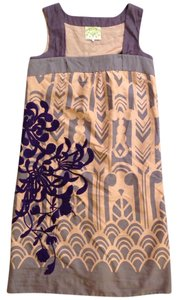 Brown Maxi Dress by Anthropologie