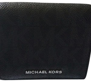 Michael Kors Black Mini Wallet