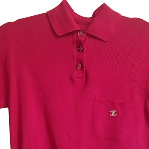 Chanel Top Fuscia