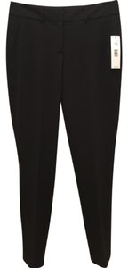 Tahari Straight Pants black
