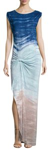 Navy Ombre Maxi Dress by Young Fabulous & Broke