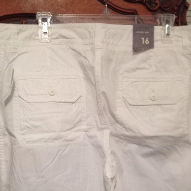 Old Navy Capris White Image 2