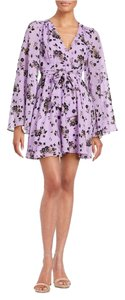 Free People short dress wisteria combo on Tradesy