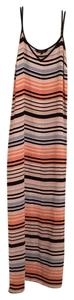 pink, blue, white, orange Maxi Dress by New Look