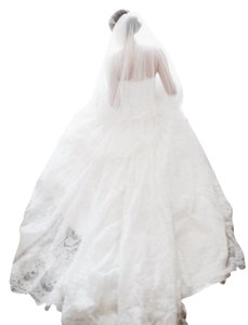 Cristiano Lucci Collection-unaltered* Sienna Lace Full Dress Wedding Dress