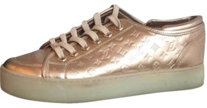 Louis Vuitton Gold Athletic