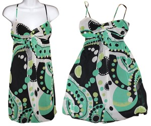 B. Darlin short dress Green on Tradesy