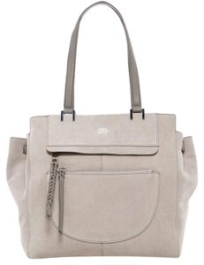 Vince Camuto Ayla Camuto Leather Tote in Grey