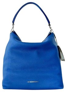 Blue Burberry Hobo Bags - Up to 90% off at Tradesy cda6be93333ed