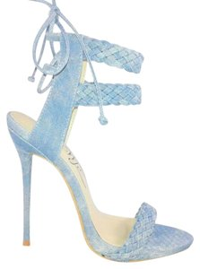 Machi Footwear blue Sandals