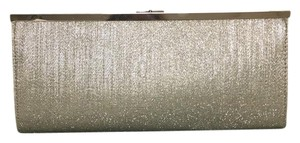 Style & Co Sparkle Evening Wedding Silver Clutch