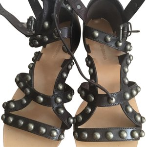Dolce&Gabbana dark brown Sandals