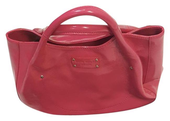 Item - Treesh 34th Street Pink Patent Leather Tote