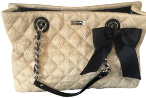 Kate Spade Woven Quilted Classic Shoulder Bag