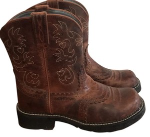 Fatbaby Ariat brown Boots