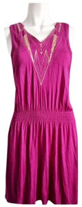 Sweetees short dress Purple on Tradesy