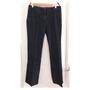 Prada Straight Pants navy