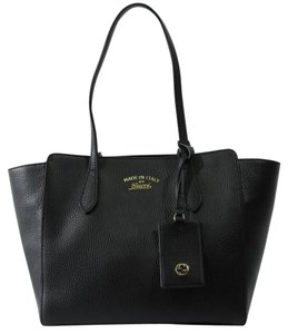 Gucci Swing Swing Tote in Black