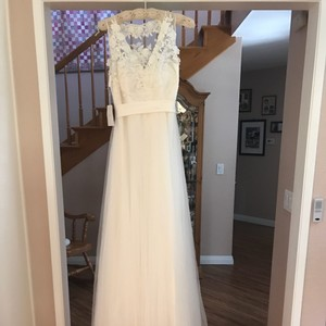 Wedding Dress With Tulle Skirt Wedding Dress