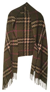 Burberry Wool and cashmere Burberry wrap