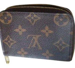 Louis Vuitton ID monogram bifold pass case card holder