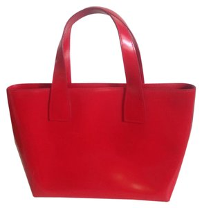 Furla Tote in Polished smooth leather