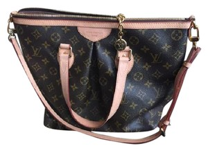 Louis Vuitton Tote Canvas Bought In Paris Cross Body Bag