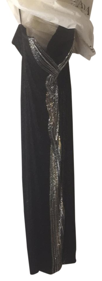 Bob Mackie Vintage Gown Long Formal Dress Size 6 (S) - Tradesy