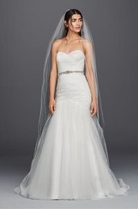 David's Bridal David's Bridal Collection Wedding Dress