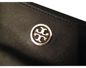 Tory Burch Tory Burch Robinson Saffiano Leather Black eTablet iPad Case Sleeve