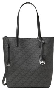 Michael Kors Tote in Black/Silver