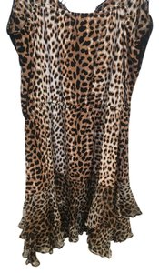 Twelfth St. by Cynthia Vincent short dress Animal Print Summer on Tradesy