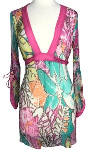 MILLY Coverup Blouse Tunic