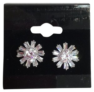 Other Cubic zirconia flower earrings