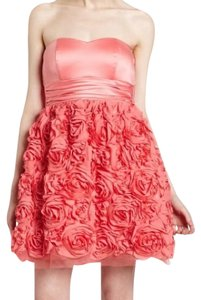 XOXO Rosette Short Party Prom Dress