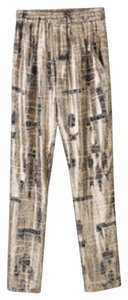 H&M Isabel Marant Relaxed Pants multi color