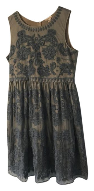 Item - Blue Love At First Mid-length Night Out Dress Size 16 (XL, Plus 0x)