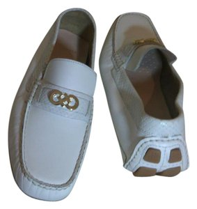Cole Haan Summer Spring Flat Casual Comfortable White Athletic
