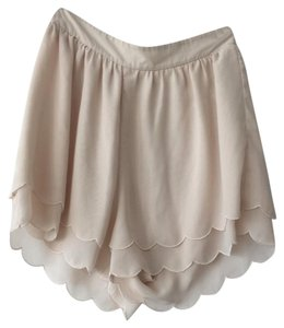 H&M Mini/Short Shorts pink/nude