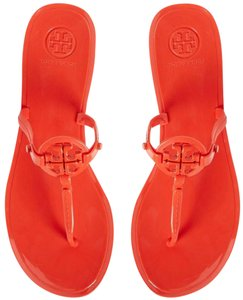 Tory Burch poppy red Sandals