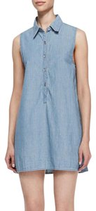 Rag & Bone short dress Blue Alexander Wang Helmut Lang Phillip Lim Iro Apc on Tradesy