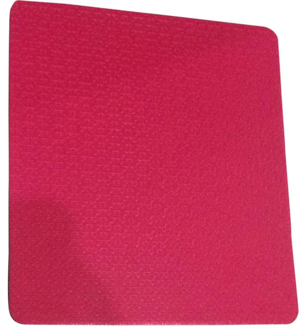 Item - Carnation Red T Soft Embossed Mousepad Tech Accessory